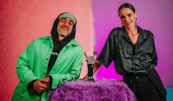 Ankündigung Bild Podcast Ici Berlin