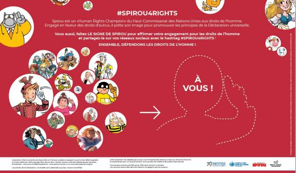 #Spirou4rights
